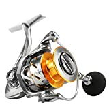 SeaKnight Rapid Saltwater Spinning Reel, 6.2:1 High Speed, Max Drag 33Lbs, Smooth Fresh and Saltwater Fishing Reel