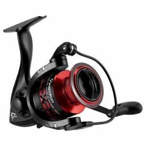 Piscifun Flame Spinning Reels Light Weight Ultra Smooth Powerful Spinning Fishing Reels