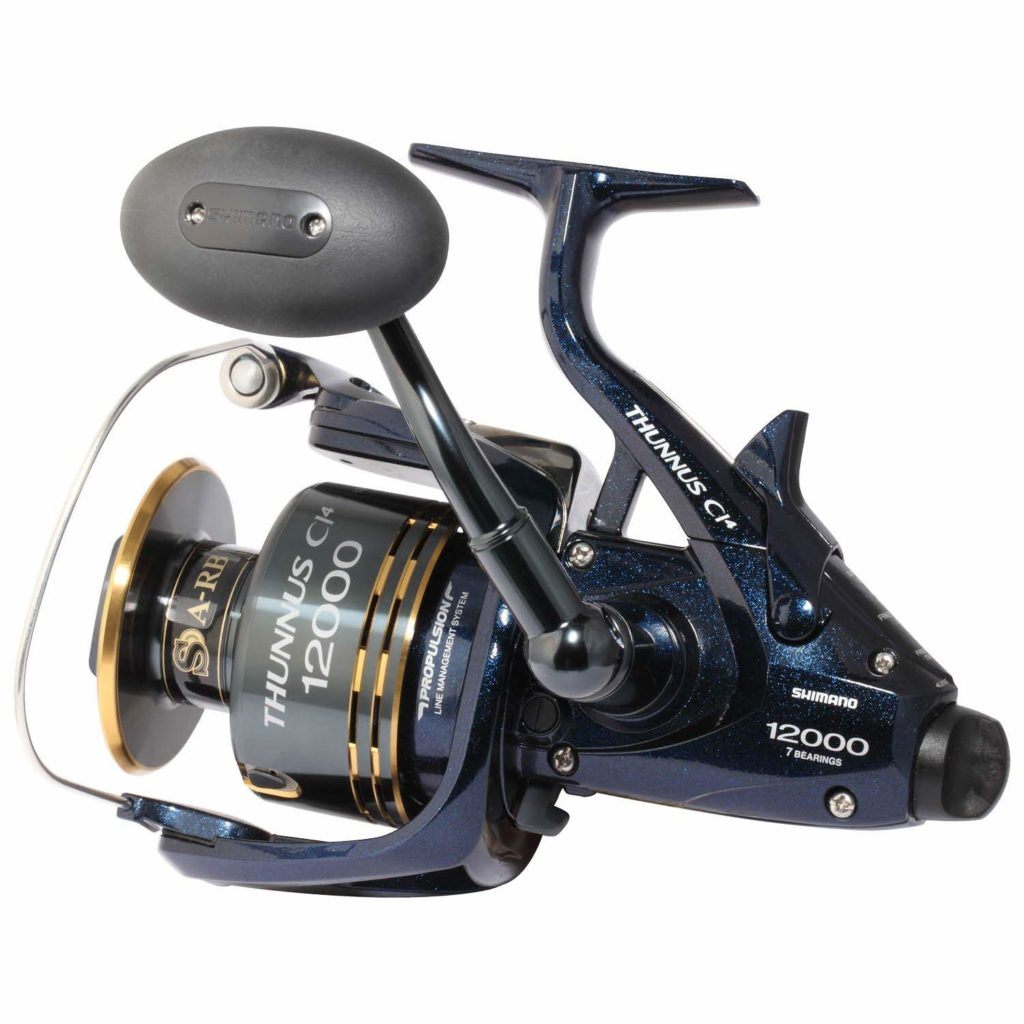 SHIMANO THUNNUS CI4Review Offshore Saltwater Spinning Fishing Reel