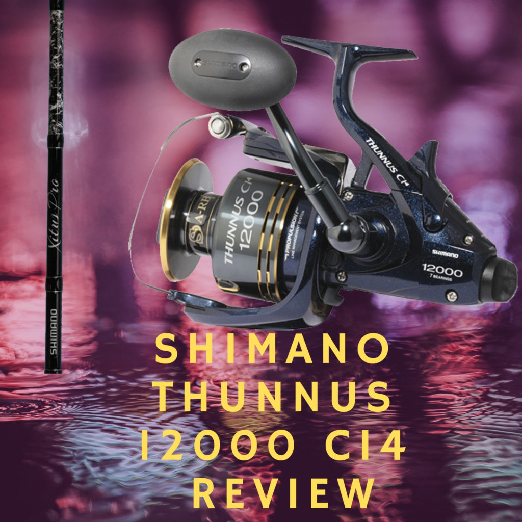 Shimano Thunnus CI4 Review