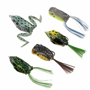 Topwater Frog Lures
